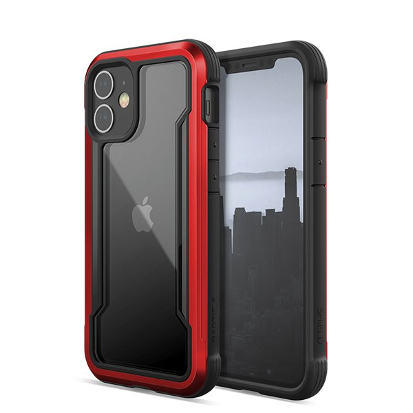 Raptic Shield iP12 (5.4) Red