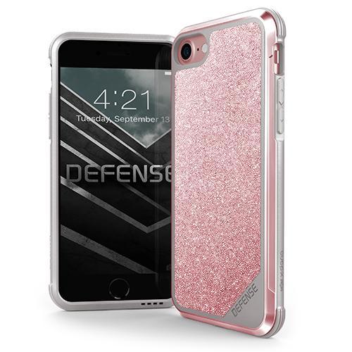 X-Doria Defense Lux Crystal iP7/8 Pink - Click to enlarge