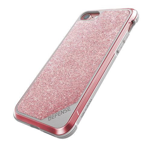 X-Doria Defense Lux Crystal iP7/8 Pink