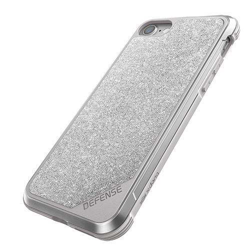 X-Doria Defense Lux Crystal iP7/8 Silver