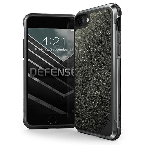 X-Doria Defense Lux Crystal iP7/8 BLK - Click to enlarge