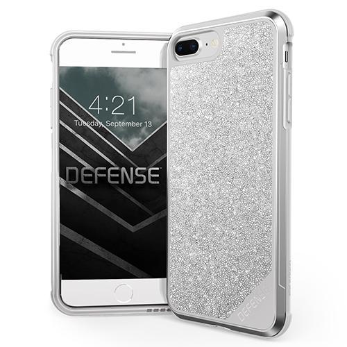 X-Doria Defense Lux Crystal iP7+/8+ SLV - Click to enlarge