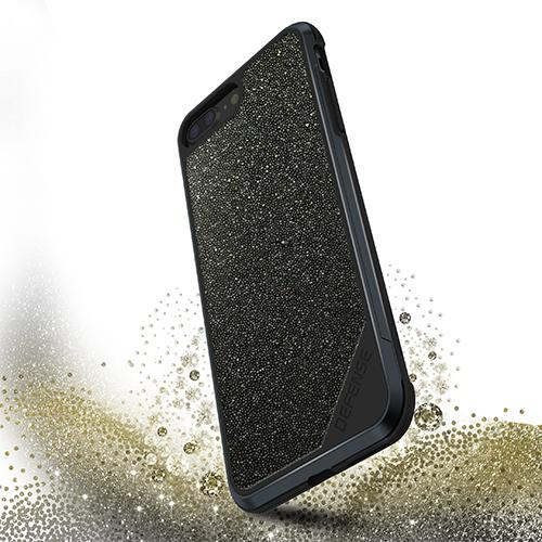 X-Doria Defense Lux Crystal iP7+/8+ BLK