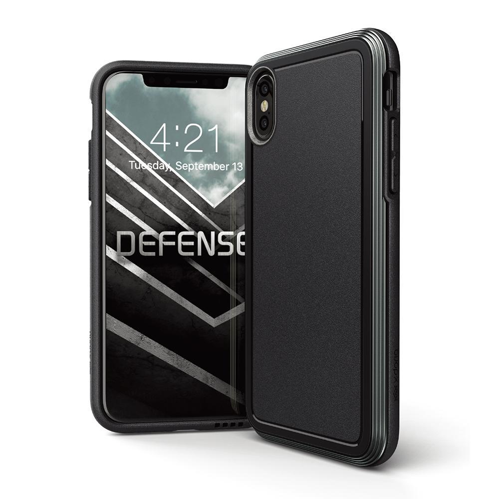 X-Doria Defense Ultra iP X/XS Black - Click to enlarge
