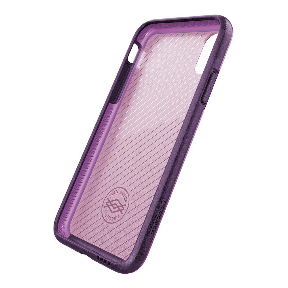 X-Doria Defense Ultra iPhone X Purple