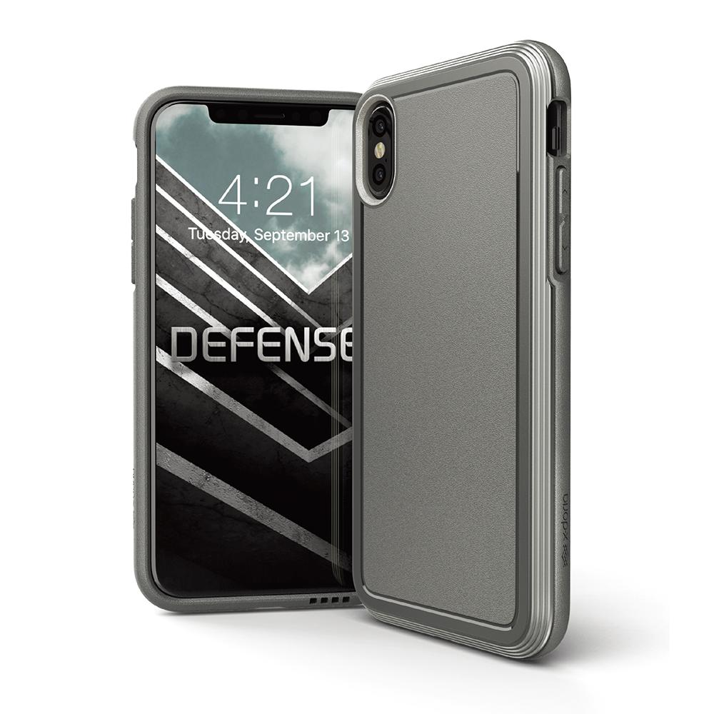 X-Doria Defense Ultra iP X/XS Grey - Click to enlarge
