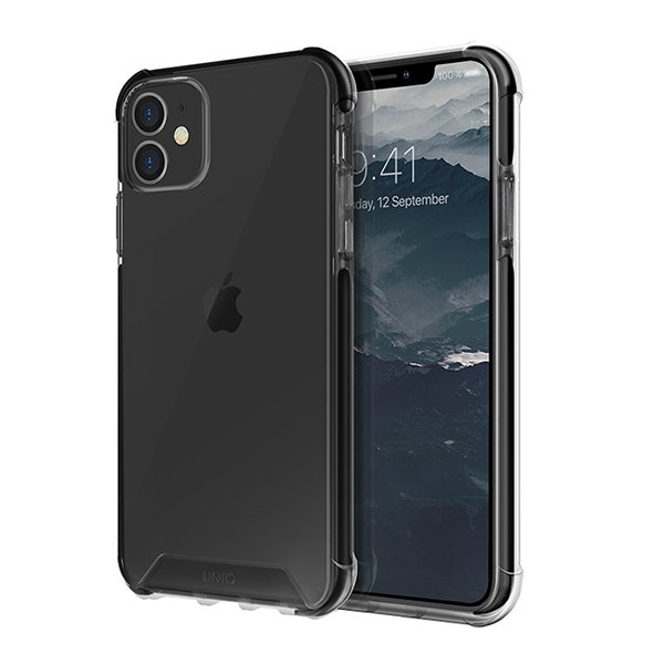 UNIQ Combat iPhone 11 Black