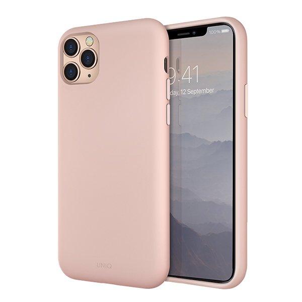 UNIQ Lino Hue iPhone 11 Pro Max Pink
