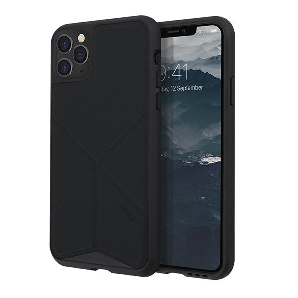 UNIQ Transforma iPhone 11 Pro Max Black