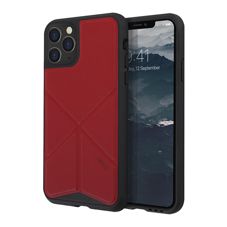 UNIQ Transforma iPhone 11 Pro Red
