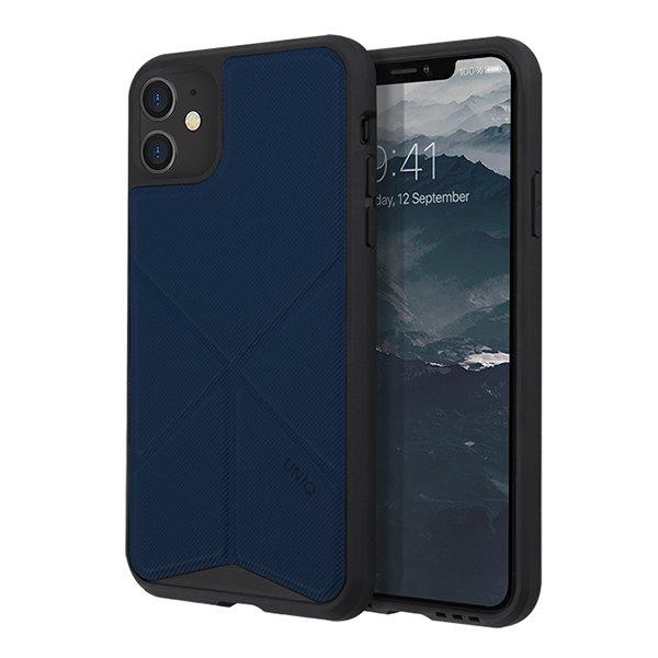 UNIQ Transforma iPhone 11 Blue