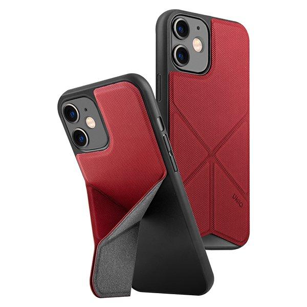 UNIQ Transforma iP12 Mini (5.4) Red