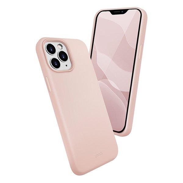 UNIQ Lino Hue iP12 Pro Max(6.7)Pink(AMR)