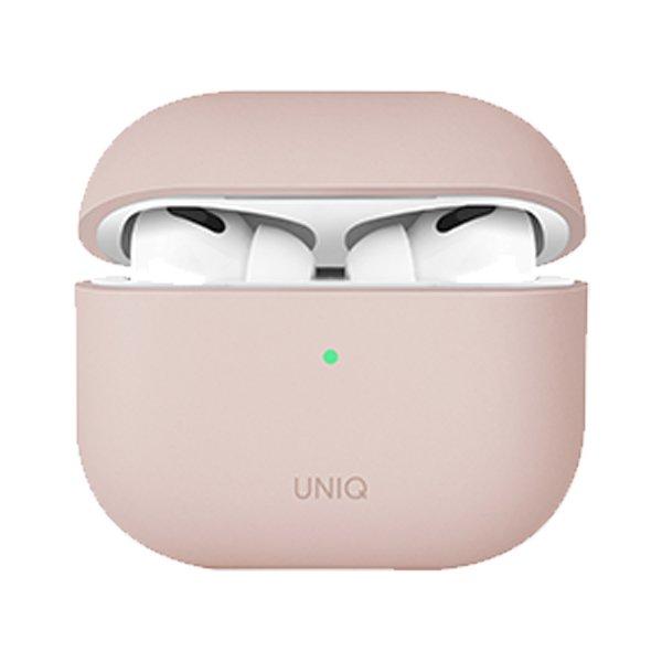 UNIQ Lino Silicon AirPods 2021Case Pink