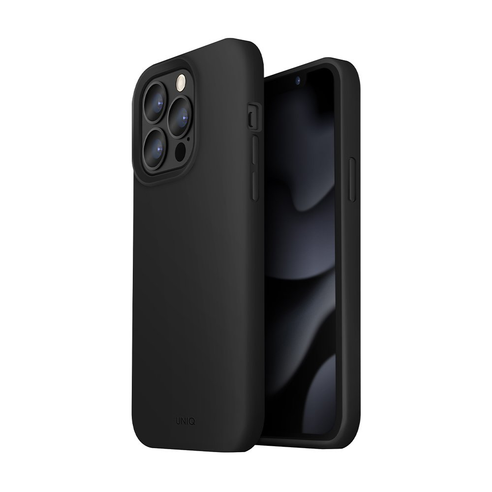 UNIQ Lino iP13 Pro Max (6.7) Black