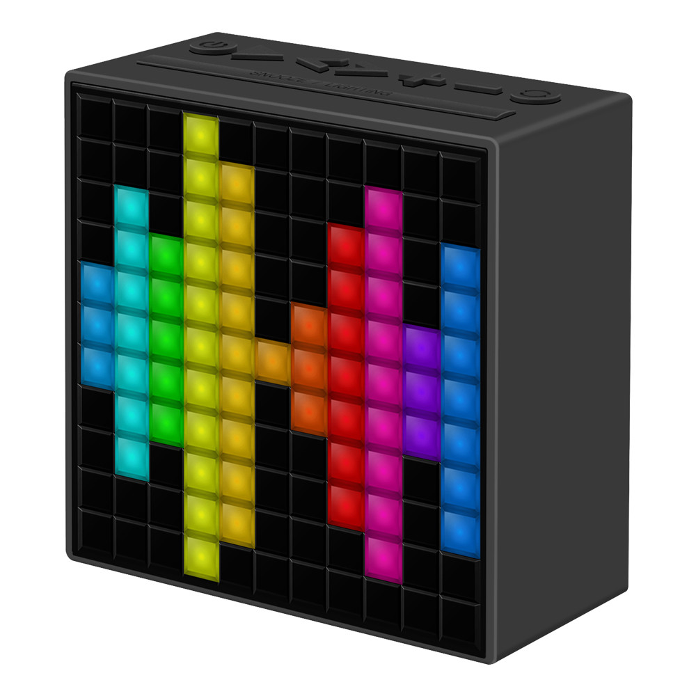 Divoom TimeBox Bluetooth Speaker - Click to enlarge