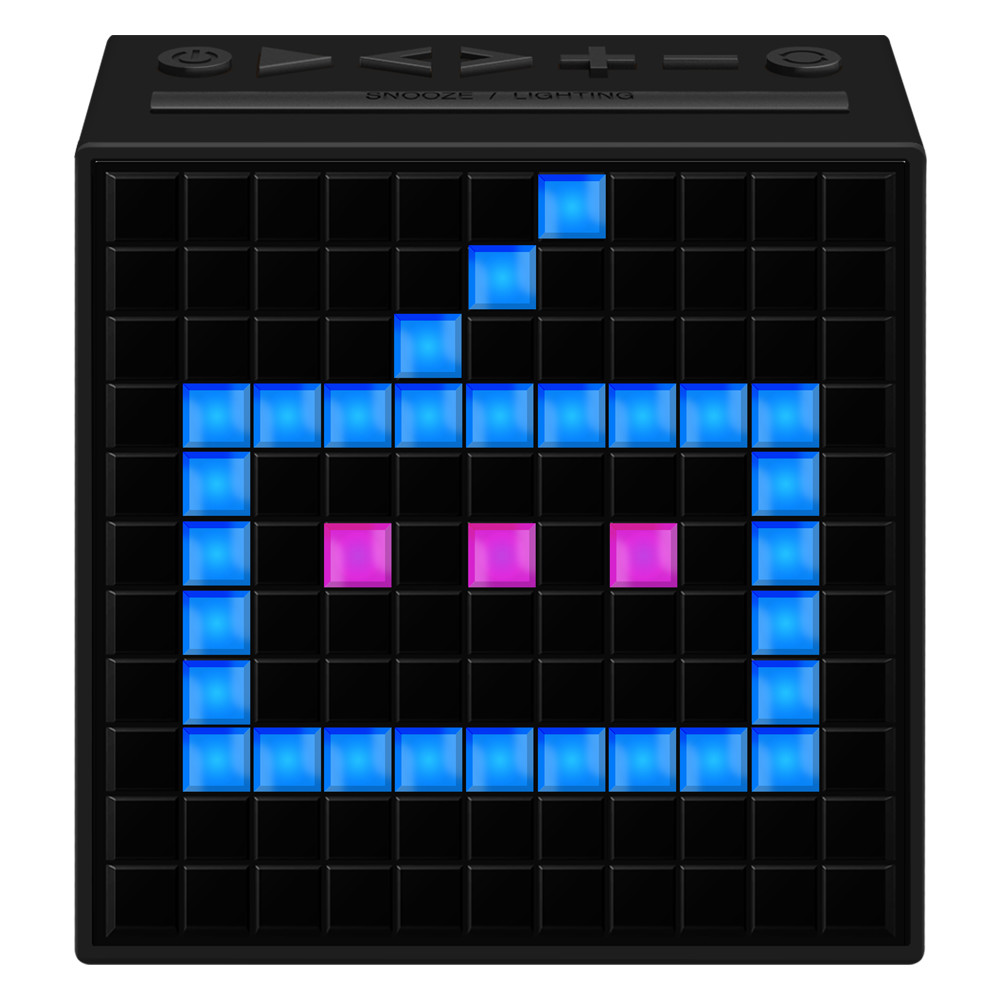 Divoom TimeBox Bluetooth Speaker BLK