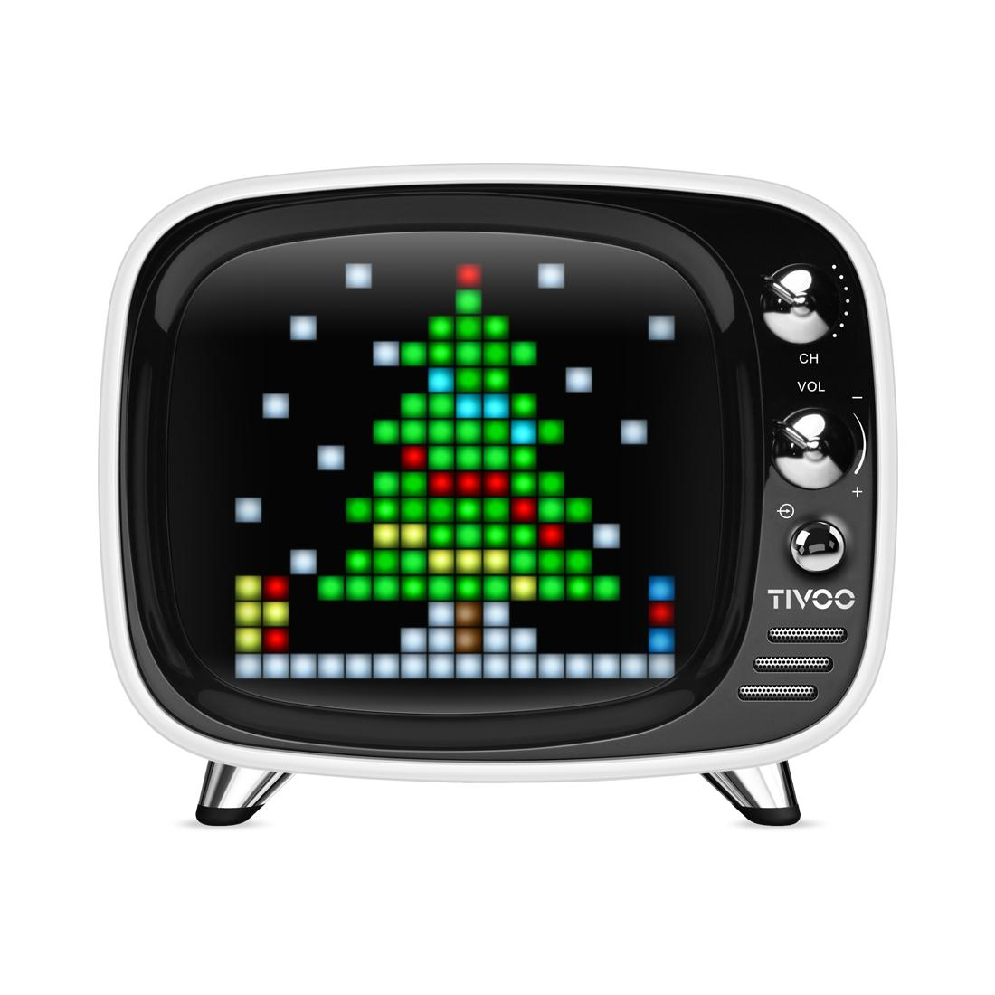 Divoom Tivoo 4th Gen Pixel Speaker WHT