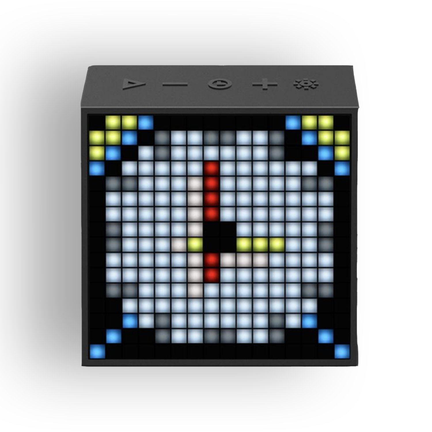 Divoom TimeBox Evo Bluetooth Speaker - Click to enlarge