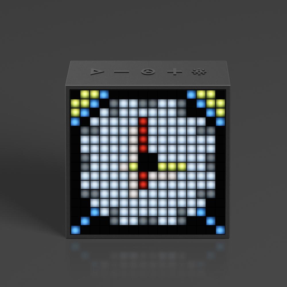 Divoom TimeBox Evo Bluetooth Speaker
