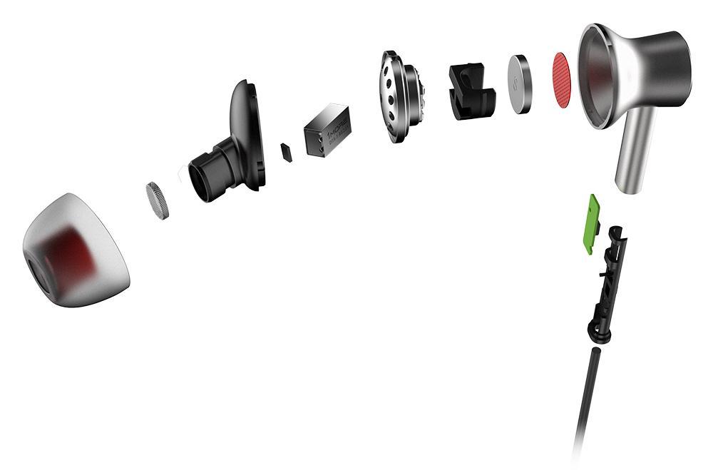 1More Dual Driver ANC BT In-Ear Headphon