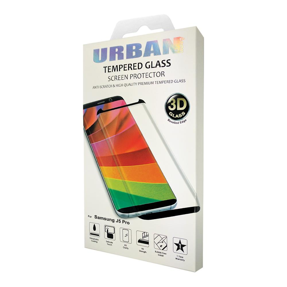 Urban Glass Scr Pro Samsung J5 Screen Protector Product Tempered Full Cover
