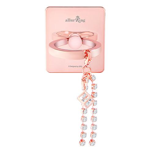 GPEL allurRing Belita Rose Gold/Cube - Click to enlarge