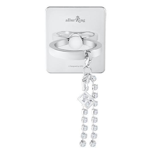 GPEL allurRing Belita Silver/Cube - Click to enlarge