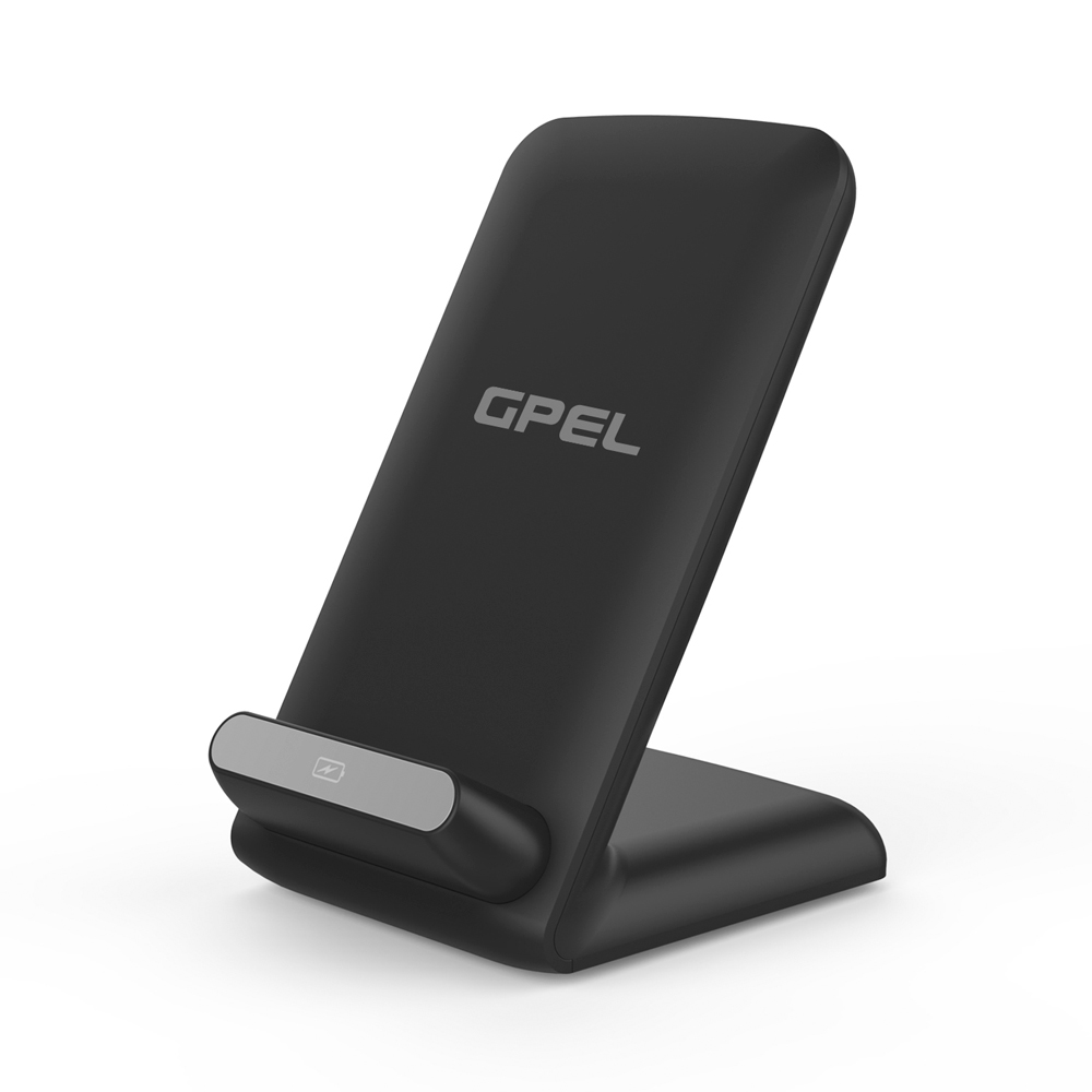 GPEL Fast Wireless Charging Stand - Click to enlarge