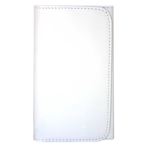 Universal Credit Card Pouch White