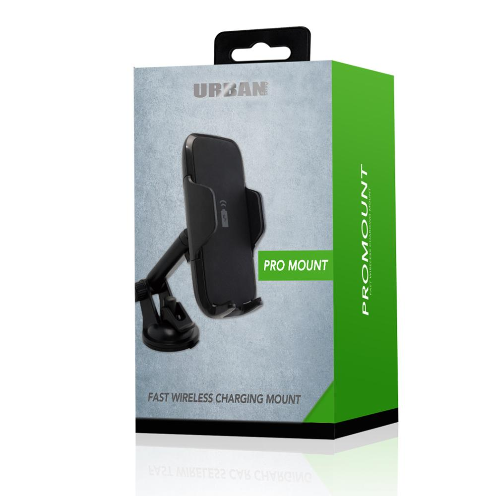 Urban Pro Mount wireless Car Holder - Click to enlarge