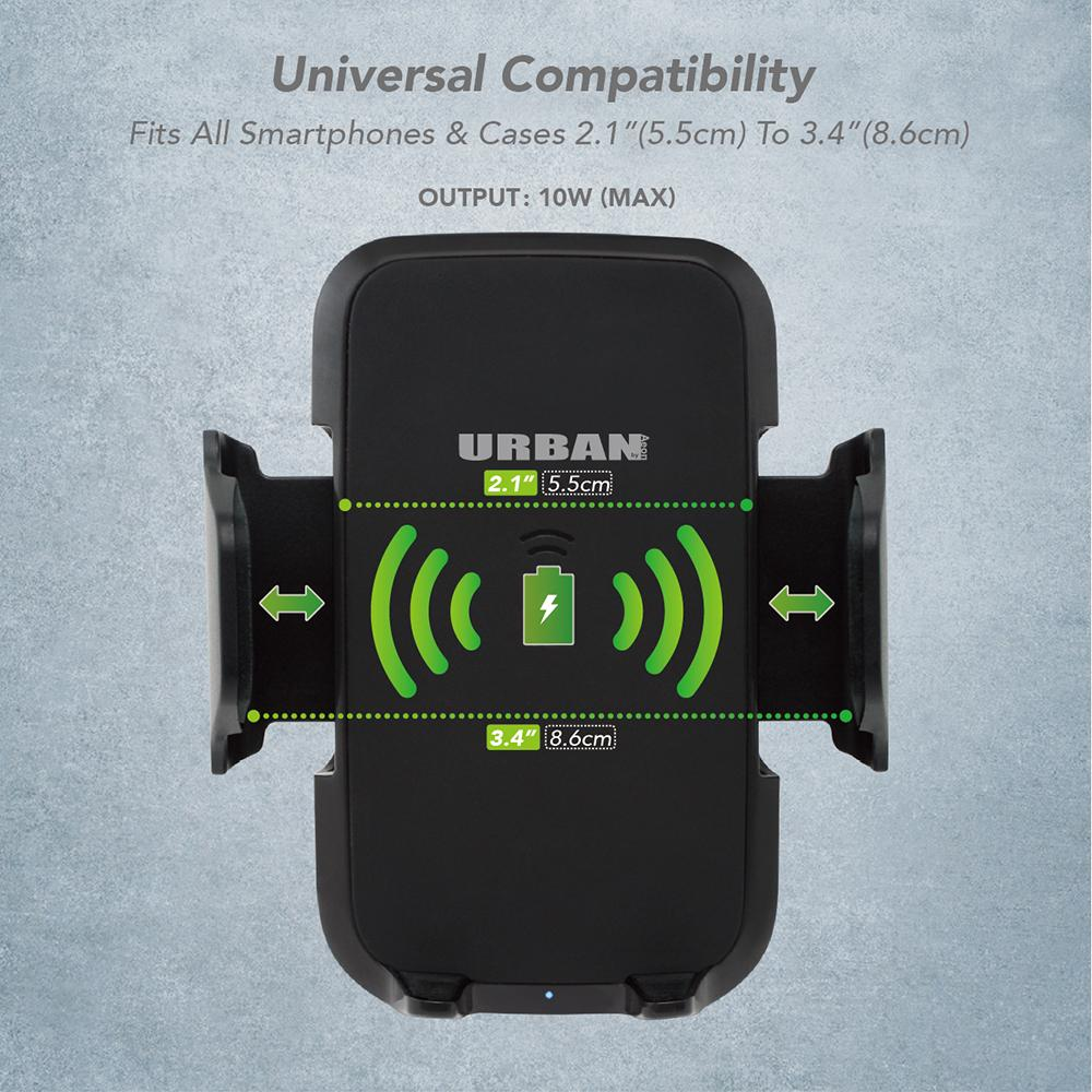 Urban Pro Mount wireless Car Holder