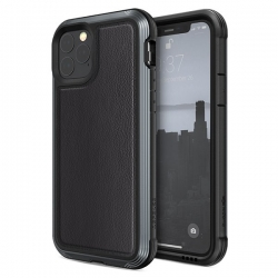 Defense Lux iP11 Pro BLK Leather