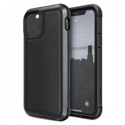 X-Doria Def Lux iP11 Pro BLK Leather - Click for more info