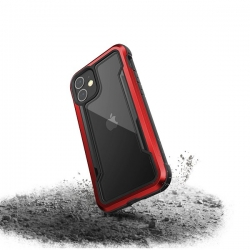 Raptic Shield iP12 Mini (5.4) Red