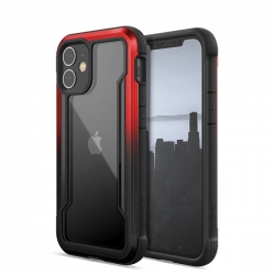Raptic Shield iP12 BLK/RED Gradient - Click for more info