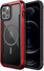 Raptic Shield ProMagnet iP12/Pro Red