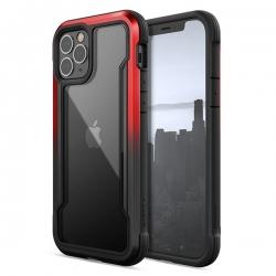 Raptic Shield iP12 Max/ Pro BLK/RED Grad