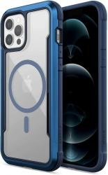 Raptic Shield ProMagnet iP12 Pro Max Blu