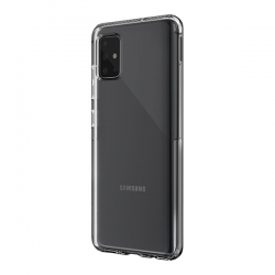 Raptic Clear Samsung A51 Clear - Click for more info