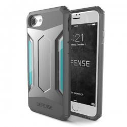X-Doria Def Gear iPhone 7 Silver - Click for more info