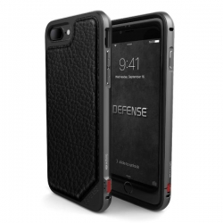 X-Doria Def Lux iP7/7s + BLK Leather - Click for more info
