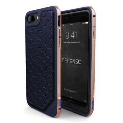 X-Doria Def Lux iP7/8 + Blue/Gold - Click for more info