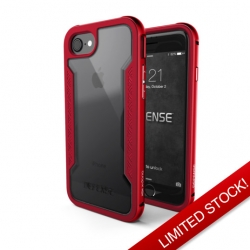 X-Doria Def Shield iPhone 7 Plus Red - Click for more info