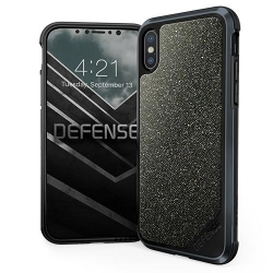 X-Doria Defense Lux Crystal iPX/XS BLK - Click for more info