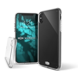 X-Doria Clearvue iPhone X Clear - Click for more info