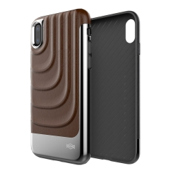 X-Doria Spartan iPhone X Brown - Click for more info