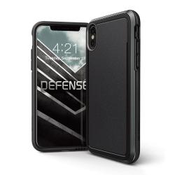 X-Doria Defense Ultra iPhone X Black - Click for more info