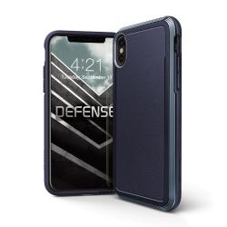 X-Doria Defense Ultra iPhone X Blue - Click for more info