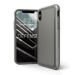 X-Doria Defense Ultra iPhone X Grey - Click for more info